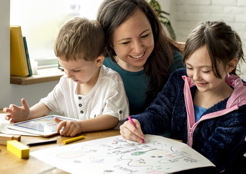 Parenting programs to build relationships