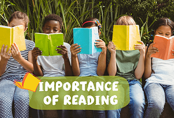 The Importance of Reading To Kids