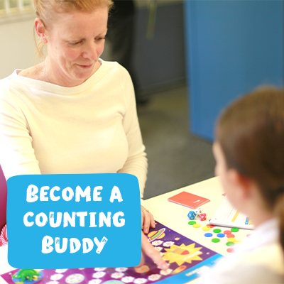 Become a Counting Buddy