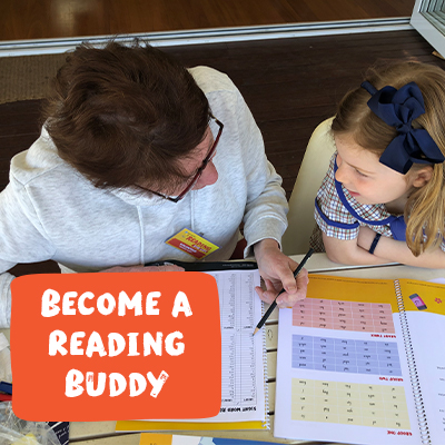 Become a Reading Buddy