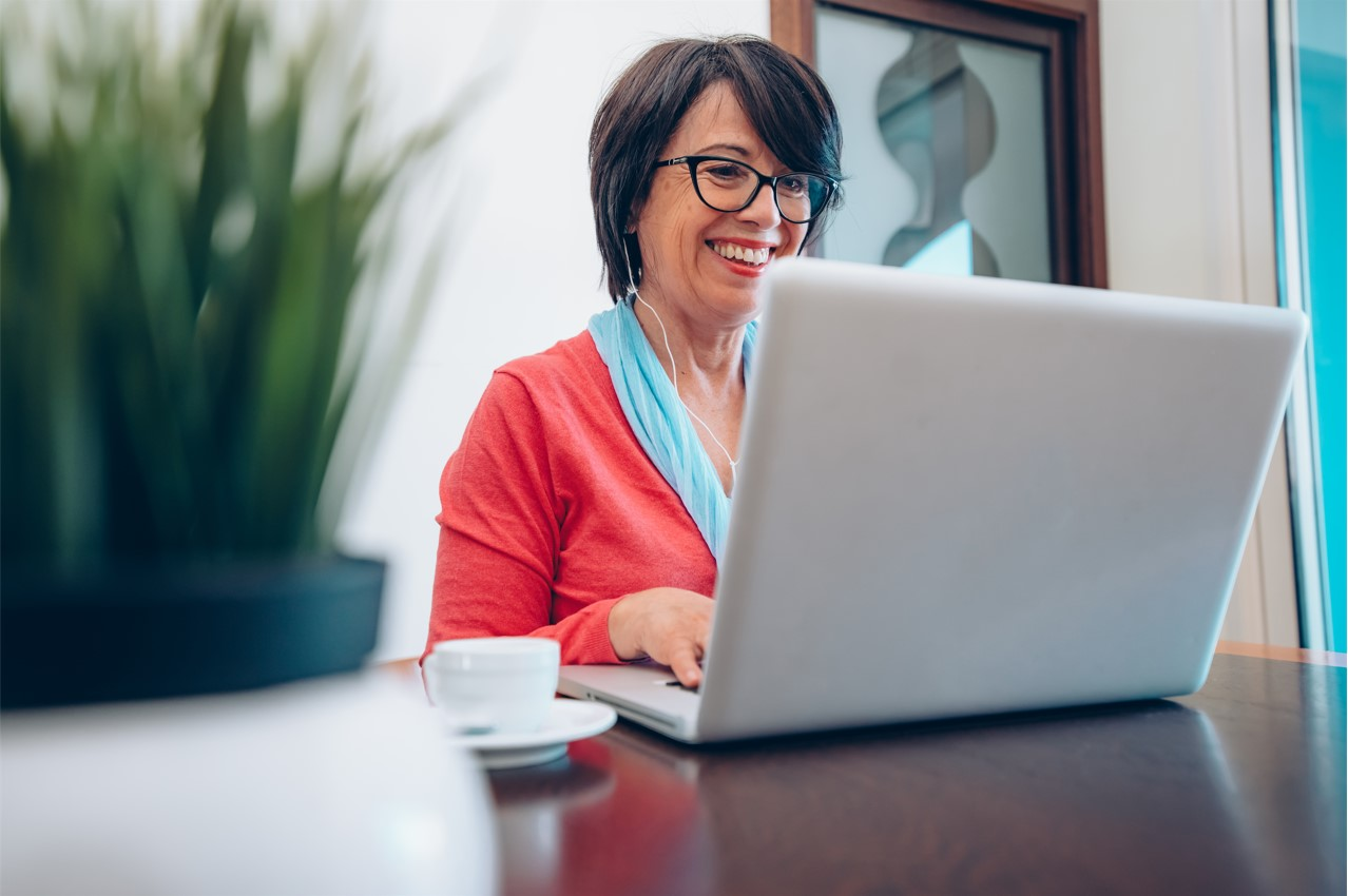 Online professional learning courses